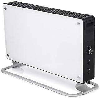Mill SG2000GLASS Interior Color blanco 2000W Radiador - Calefactor (Radiador, 1,6 m, Interior, Piso, Color blanco, Aluminio, Vidrio)