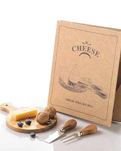 Tiny Cheese Board and Knife Set