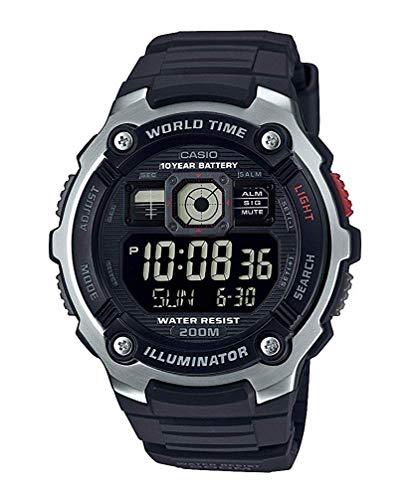 Casio Collection Herren-Armbanduhr AE-2000W-1BVEF