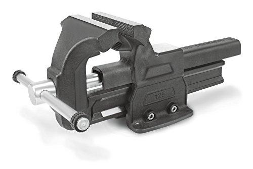MATADOR Schraubwerkzeuge 0815 0003 Parallel-Schraubstock geschmiedet, 150 mm