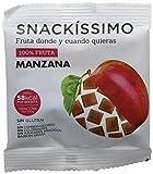Snackíssimo Snack de Manzana - Pack de 15 bolsas 270 gr