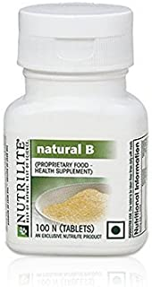 Amway Nutrilite Natural B 100 Tablets