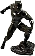 Super-heroi Pantera Negra Vingadores Marvel Comics + Chaveiro - 1:12