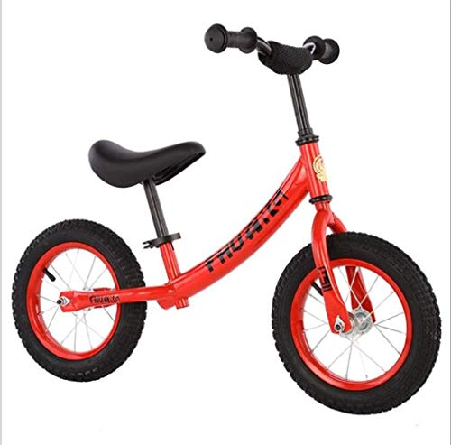 LRBBH Bicicleta de Equilibrio de No-Pedal, Niños Ligeros Pr