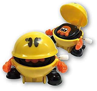Pacman Wind-Up Toy パックマン ゼンマイ仕掛けのオモチャ 【並行輸入】アメリカン雑貨