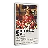Vintage-Filmposter Bridget Jones 's Diary minimalistische