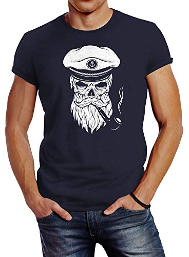 Neverless Herren T-Shirt