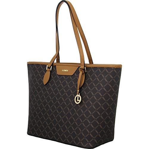 L.Credi Filiberta Shopper Tasche 32 cm