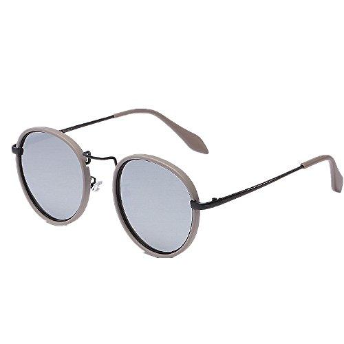 Sunglass Fashion Gafas de Sol para Hombre Estilo Retro Exquisitas Gafas de...