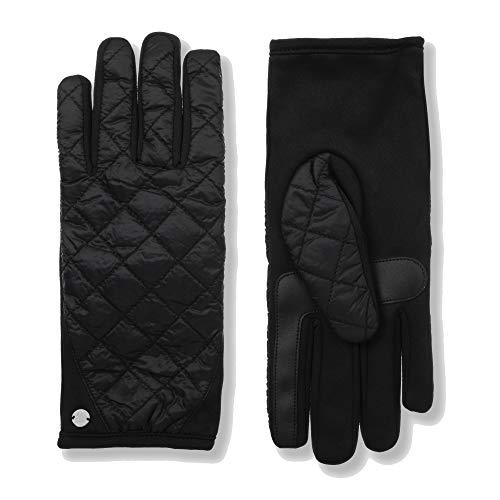 C9 Champion Women's Lightweight Black Quilted Glove, Touch Screen Friendly, L/XL