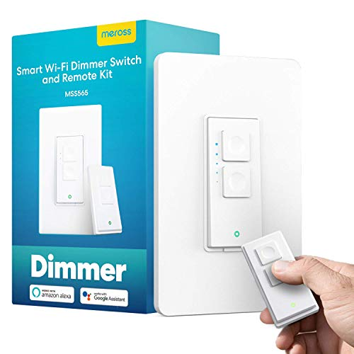 light dimmer with remote - 6