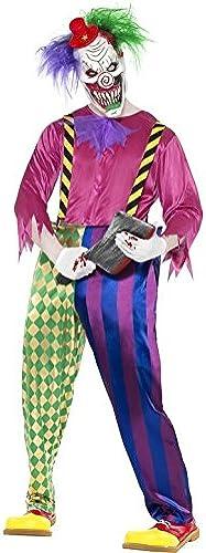 Kolorful Killer KFaiblen - pitre - Adulte Costume de déguiseHommest
