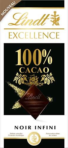 Lindt Excellence 100 % Kakao Noir Infini Schokoladentafel 50g
