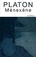 Ménexène d'Etienne Helmer