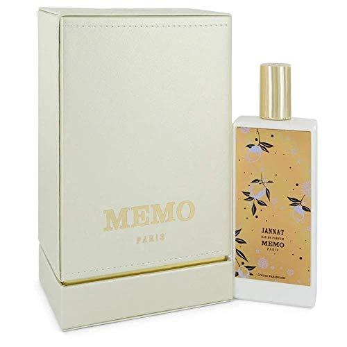 Memo Jannat Eau De Parfum Spray (unisex) 75 Ml For Women