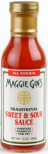 Maggie Gin's Sweet & Sour Sauce