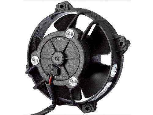 Spal 30103018 - Ventilador extractor de palas de 10 cm