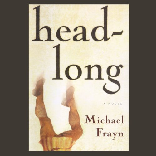Headlong  audiobook cover art