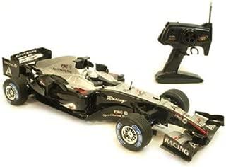Radio Control Formula Black 1 Rc F1 Race Car 1:8 Scale