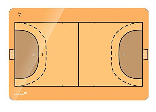 Legamaster 7-103843 Accents Whiteboard, Sportboard bedruckt mit Handballfeld, lackierter Stahl, 90 x 60 cm