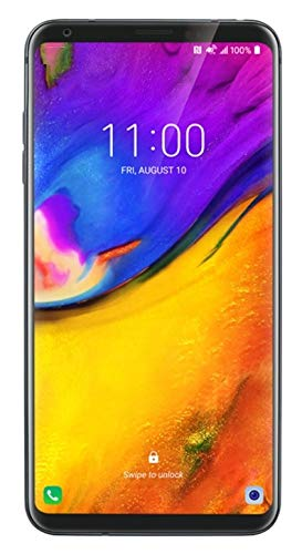 LG V35 ThinQ 64GB GSM Unlocked LTE Smartphone w/Dual 16MP Cameras, 6' QHD+ OLED FullVision, Face...