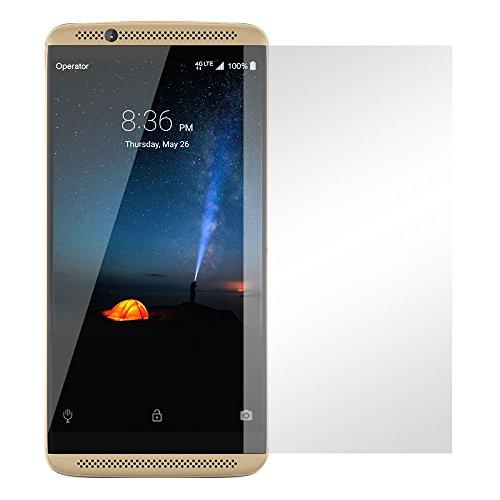 Slabo 2 x Bildschirmfolie für ZTE Axon 7 Mini Bildschirmschutzfolie Zubehör Crystal Clear KLAR