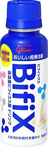 グリコ『BifiX高濃度ビフィズス菌ドリンク』