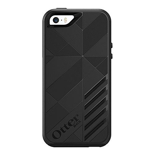 Otterbox Achiever sturzsichere Schutzhülle für Apple iPhone 5 / 5S / SE, schwarz