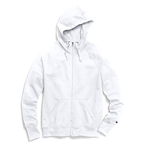 Champion Women's Fleece Full-Zip Hoodie Jacket