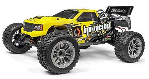 HPI Racing Jumpshot V2 Brushed 1:10 RC Modellauto Elektro Truggy Heckantrieb (2WD) RTR 2,4 GHz