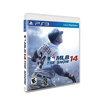 PS3 MLB 14 The Show