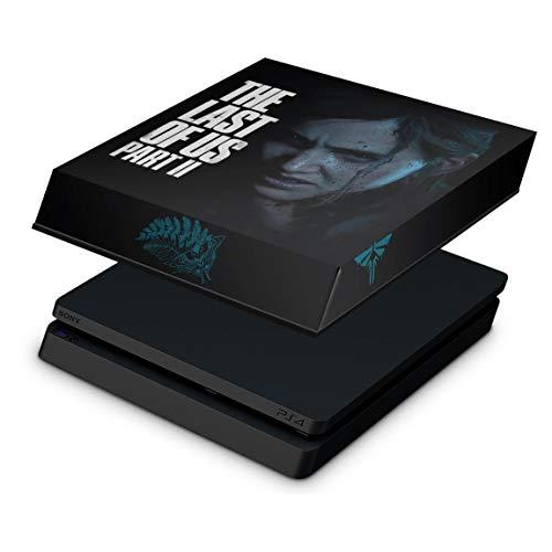 Capa Anti Poeira para PS4 Slim - The Last Of Us Part 2 II B