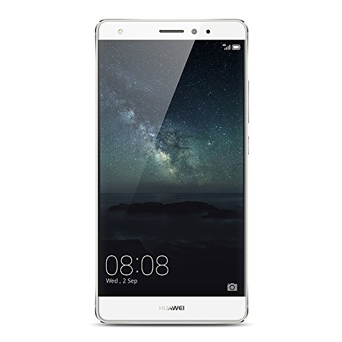 Huawei Mate S Smartphone (5,5 Zoll (13,97 cm) Touch-Display, 32 GB interner Speicher, Android 5.1) champagner
