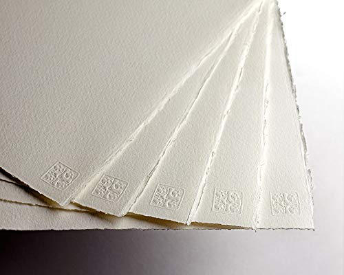 4 x Saunders Waterford 425gsm (200lbs) - NOT - 1/4 Imperial (28x38cm/11x15')