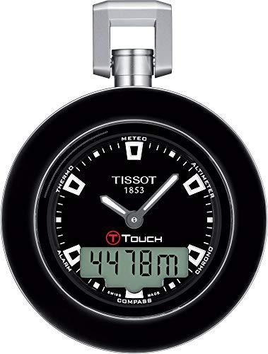 Tissot POCKET TOUCH RING T857.420.19.051.00 Taschenuhr