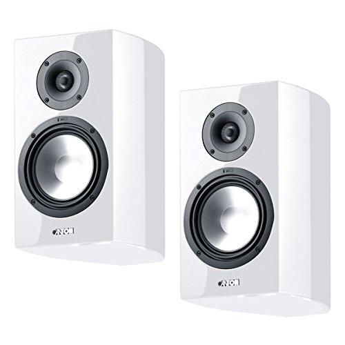 Canton Vento 830.2 Lautsprecher weiß hochglanz (Paar)