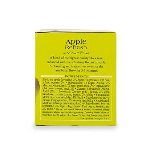 AHMADTEA(アーマッドティー)アップル2g×20P