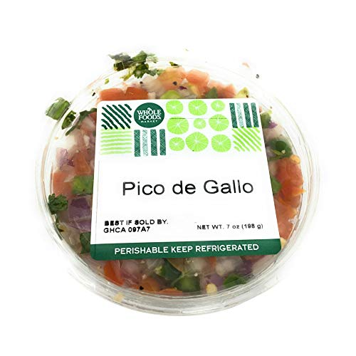 Whole Foods Market, Pico De Gallo Conventional, 7 Ounce