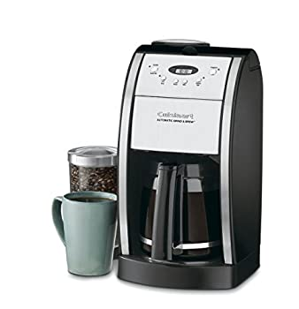 Cuisinart DGB-550BKP1 grind and brew