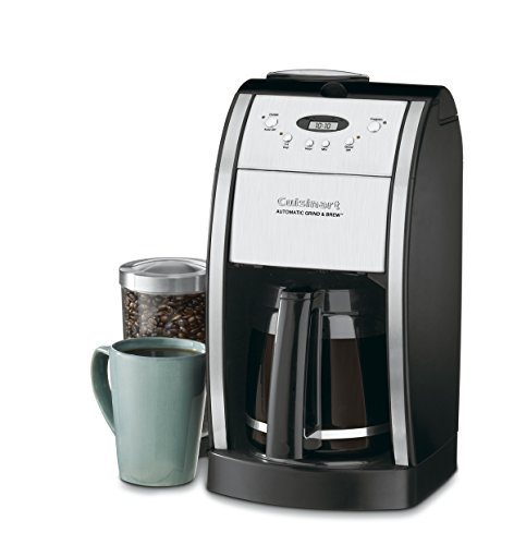Cuisinart DGB-550BKP1 Grind & Brew Automatic Coffeemaker
