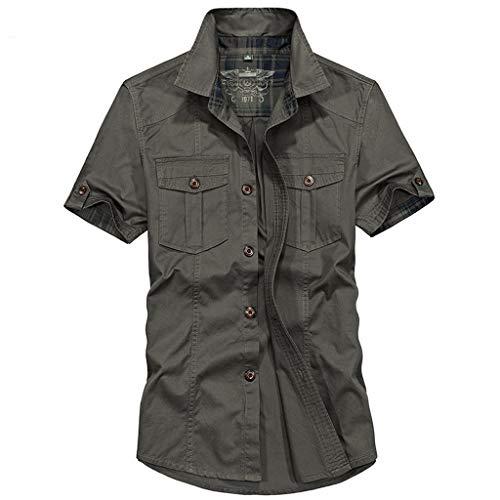 Homme Grande Taille T-Shirt Chemise Jaminy 2019 ÉTé Polo Impression RéTro Vintage Gangster Rue Punk Top Polo Tee Shirt Chemise