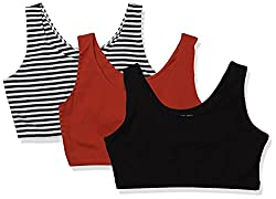 Top 10 Best Selling Women's Sports Bras Reviews 2021