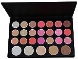 Amazing2015 Pro 26 Colors Blush Palette Blusher Palette, Blush Powder, Contour Shine Palette Cosmetic Beauty