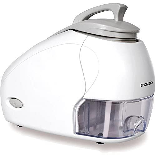 Vetrineinrete® Grattugia elettrica 250 watt con vascetta da 250 gr gratta formaggio formaggiera M31