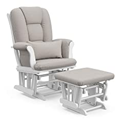 Offered in 6 wood finishes and 8 fabric choices that will be admired throughout the years Value added: comes with a matching lumbar support pillow,Product Specs : Length 29 inches,Width 35 inches,Height 37.5 inches,Seat Width 18 inches, Seat Depth 20...
