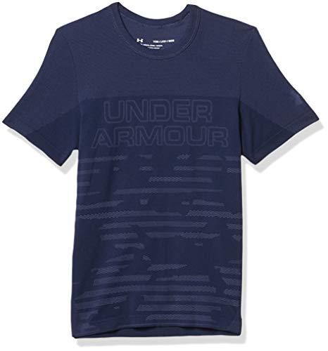 Under Armour - Sportbekleidung in Blau (Academy/Blue Ink (408)), Größe L