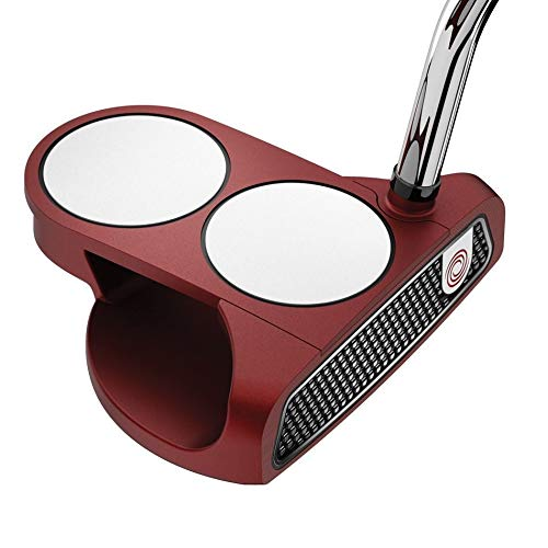 Odyssey 2018 Red Putters, 2-Ball, Superstroke Slim 2.0, Right Hand, 34' Shaft