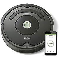 Compatible iRobot Roomba - Robot Aspirador Irobot Roomba 676 Negro