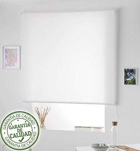 NATURALS Estor TRANSLÚCIDO (140 x 250 cm, Blanco)