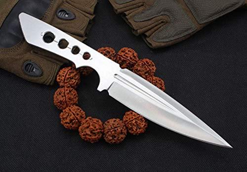 FARDEER Knife Cuchillo de Pesca de Cuchillo de Caza al Aire Libre XD08